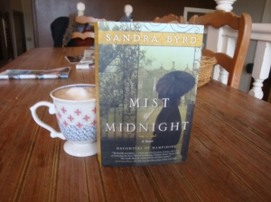 Mist of Midnight and Coffee Cup
