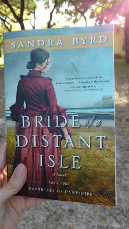 Bride of a Distant Isle Cover